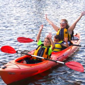 Kayakfamily